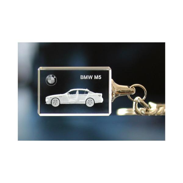 Standard 3D Keyring BMW M5 Limousine