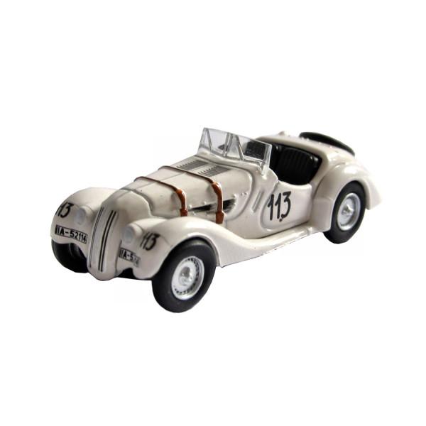 BMW 328 RHD No. 113 Mille Miglia, 1:76