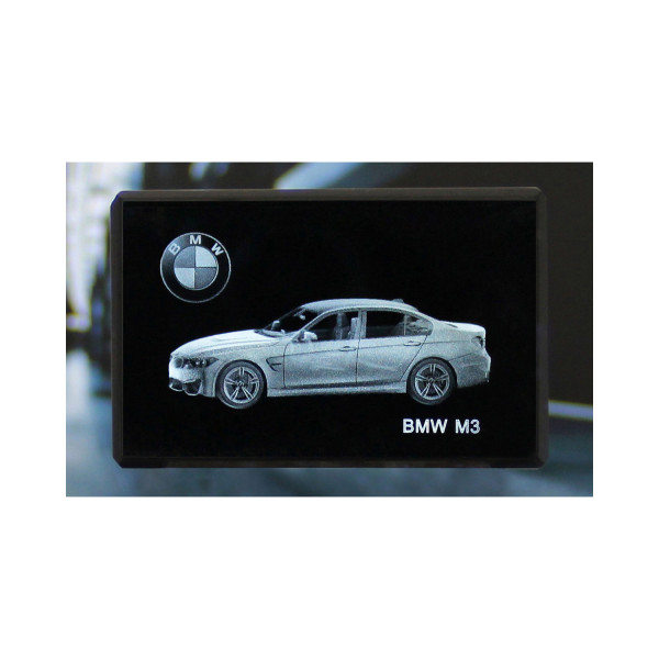 Premium 3D BBCrystal BMW M3 Limousine