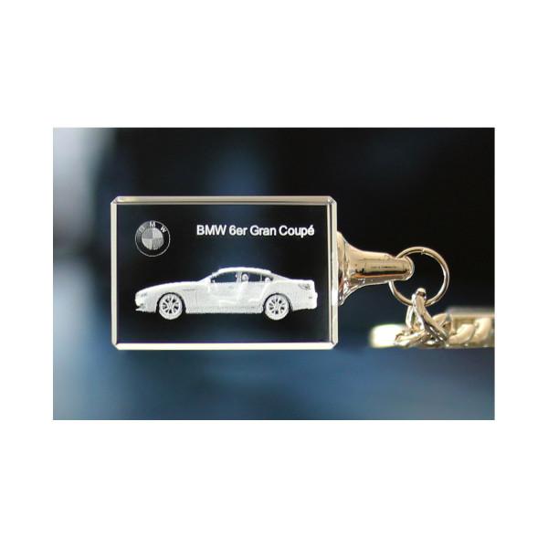 Standard 3D Keyring BMW 6er Gran Coupe