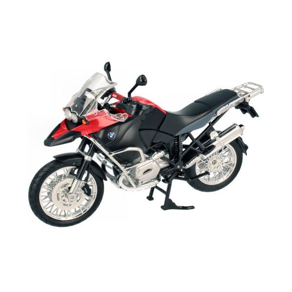 BMW R1200gs red Motorrad 1:9