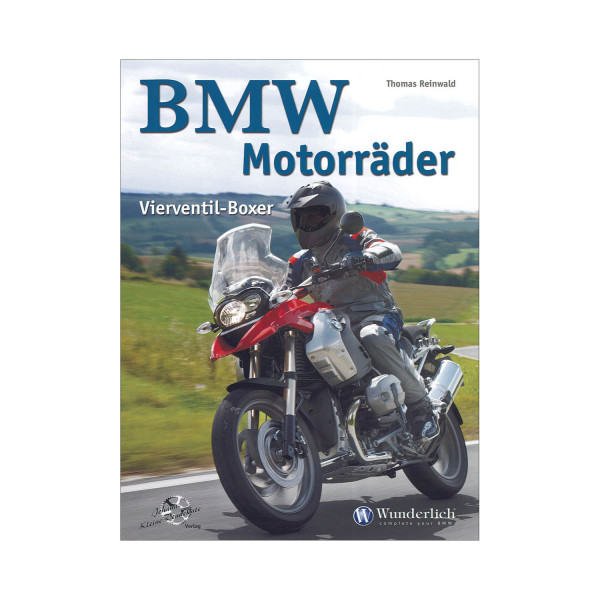 BMW Motorräder Vierventil-Boxer