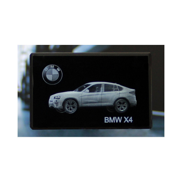 Premium 3D BBCrystal BMW X4