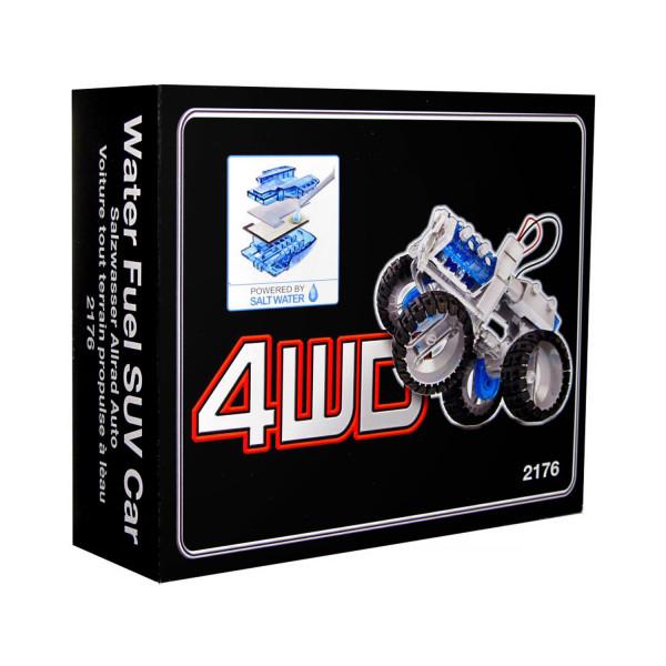 Salzwasser Allrad Auto