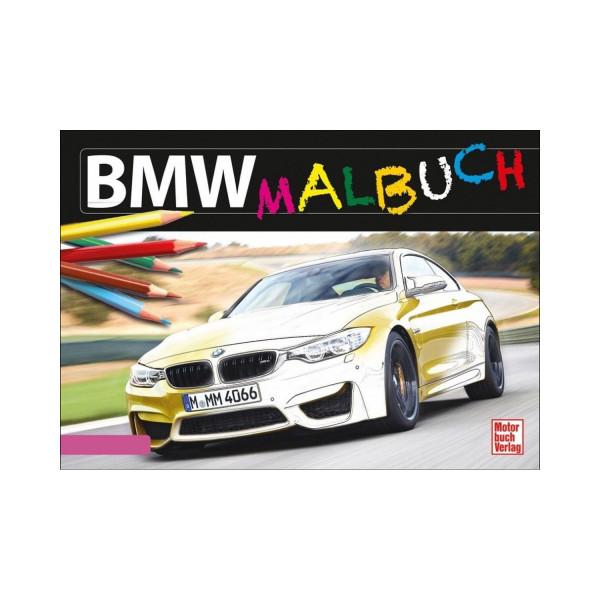BMW Malbuch