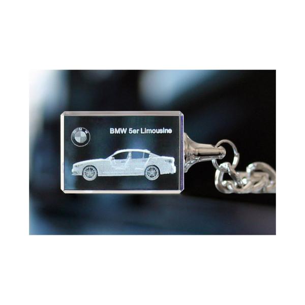 Standard 3D Keyring BMW 5er Limousine