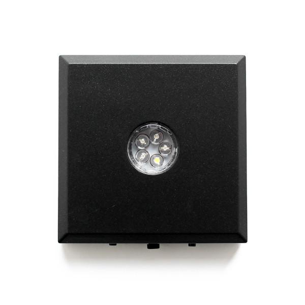 5er LED-BASE quadratisch