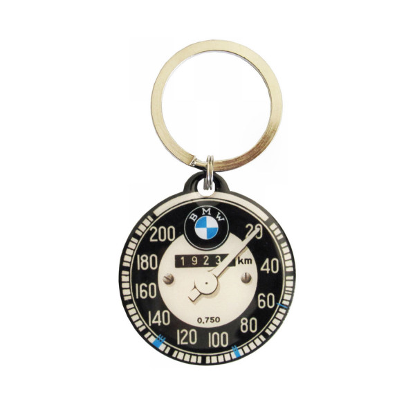 BMW Schlüsselanhänger Tachometer