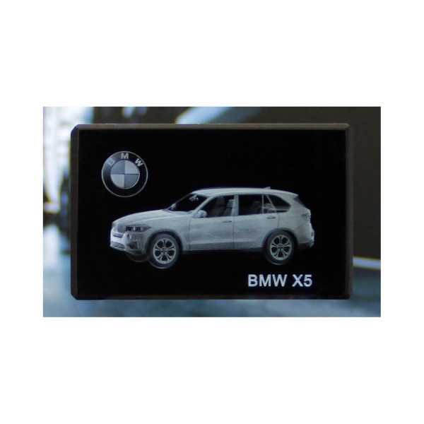 Premium 3D BBCrystal BMW X5