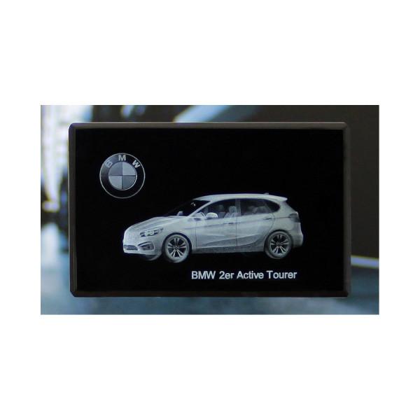 Premium 3D BBCrystal BMW 2er Active Tourer