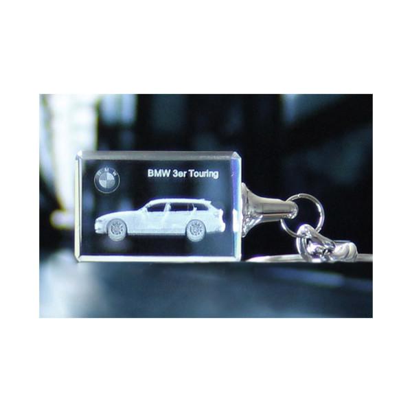 Standard 3D Keyring BMW 3er Touring