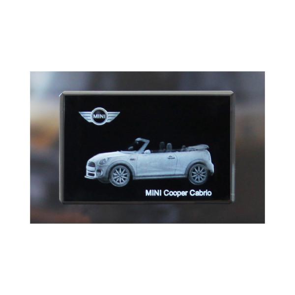 Premium 3D BBCrystal MINI Cooper Cabrio