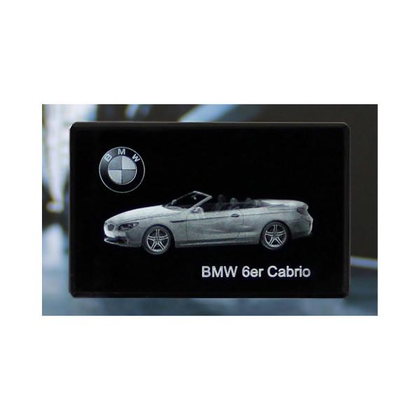 Premium 3D BBCrystal BMW 6er Cabrio