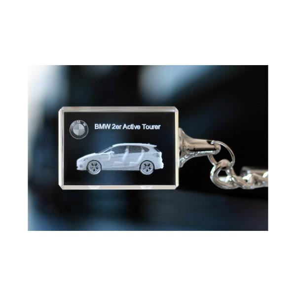 Standard 3D Keyring BMW 2er Active Tourer