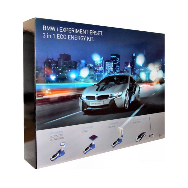 BMW i8 Experimentierkasten