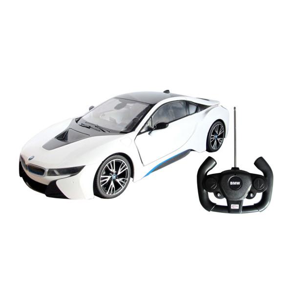 BMW i8 weiß 1:14 (40MHz)