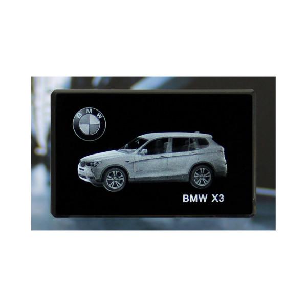 Premium 3D BBCrystal BMW X3