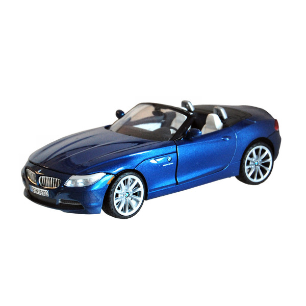 BMW Z4 - Blau metallic 1:24