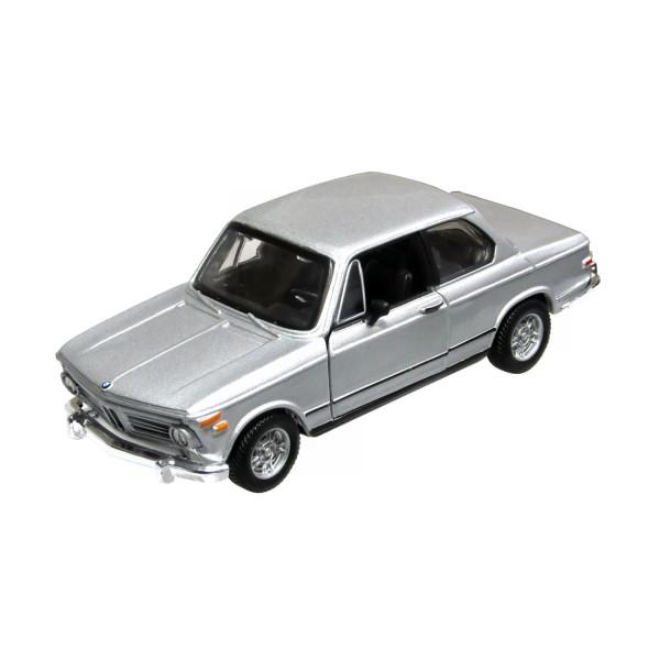 BMW 2002 tii 1972 - silber 1:32