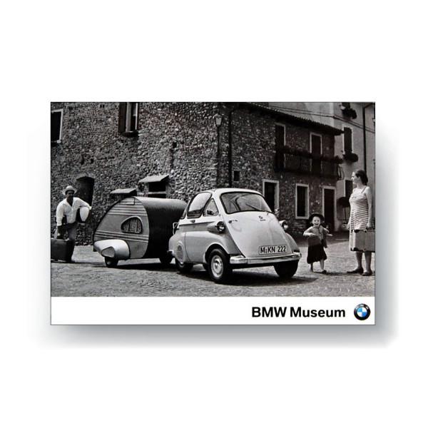 BMW Museum Magnetbild - Isetta Standard