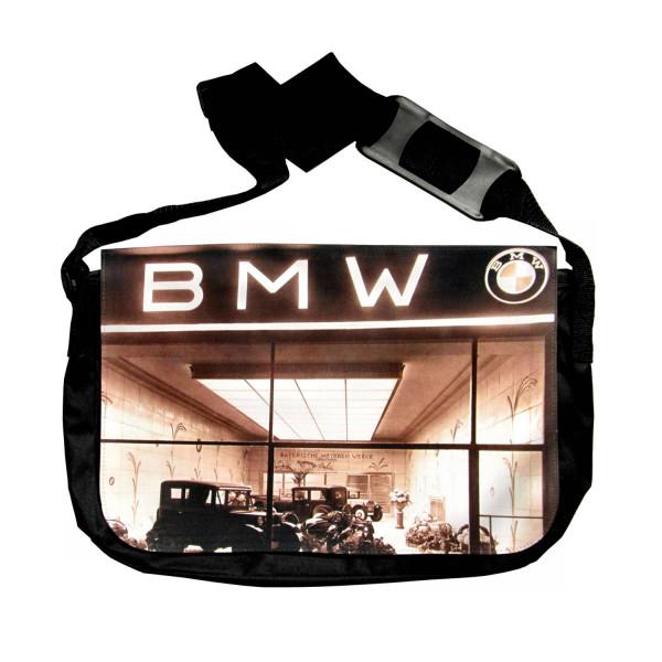 Reportertasche BMW Mus Verkauf+Ausstellung 1929
