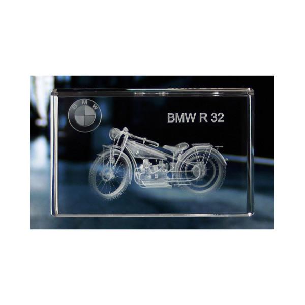 Standard 3D Glaskristall BMW R32