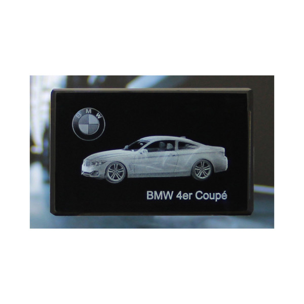 Premium 3D BBCrystal BMW 4er Coupe