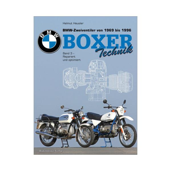 BMW Boxer Zweiventiler von 1969 - 1996 Band 3