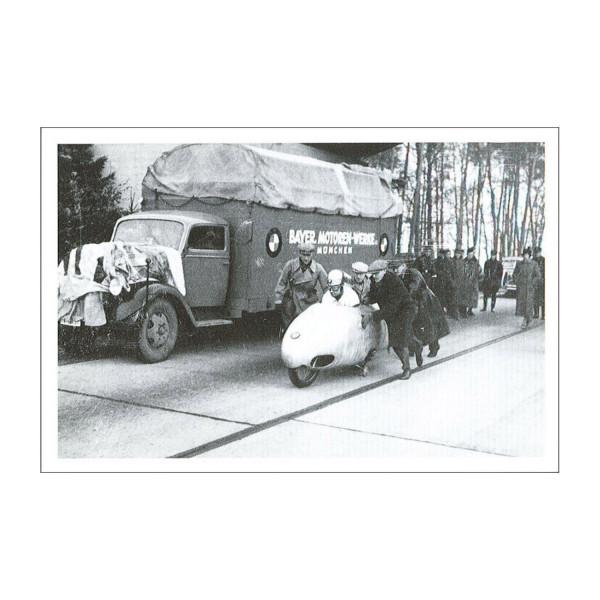 PK BMWM Ernst Henne 1937 Rekordmaschine