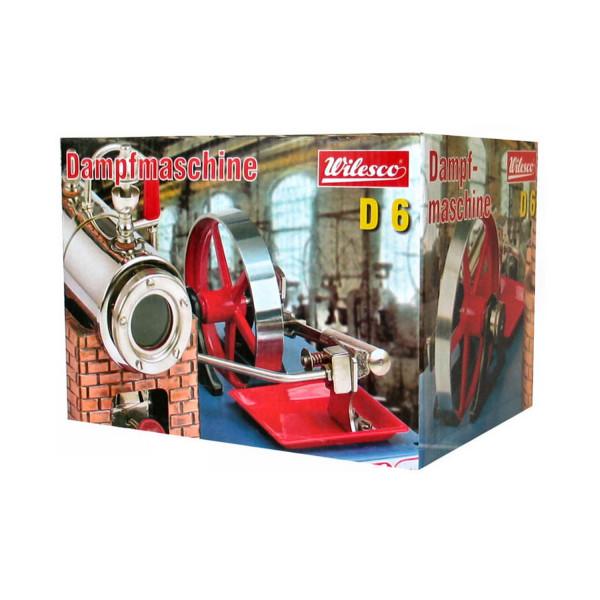 Dampfmaschine D6 - Wilesco