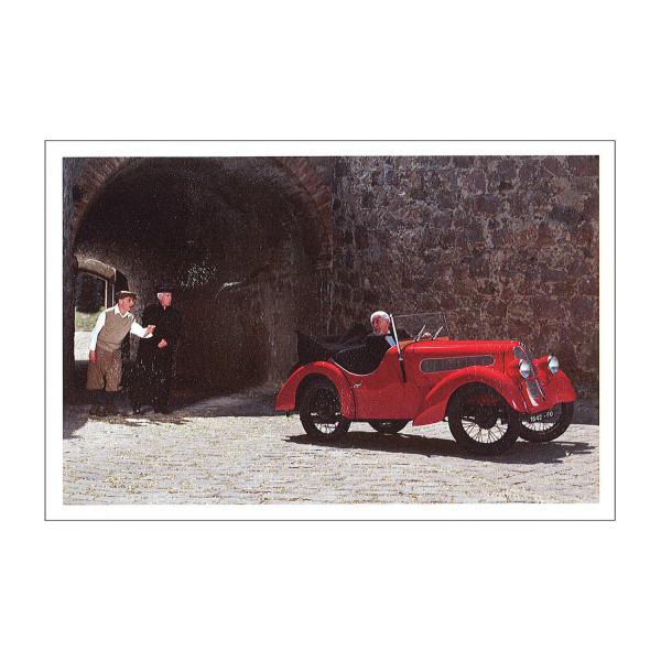 Postkarte BMW Dixie 3/15 PS Ihle DA 1