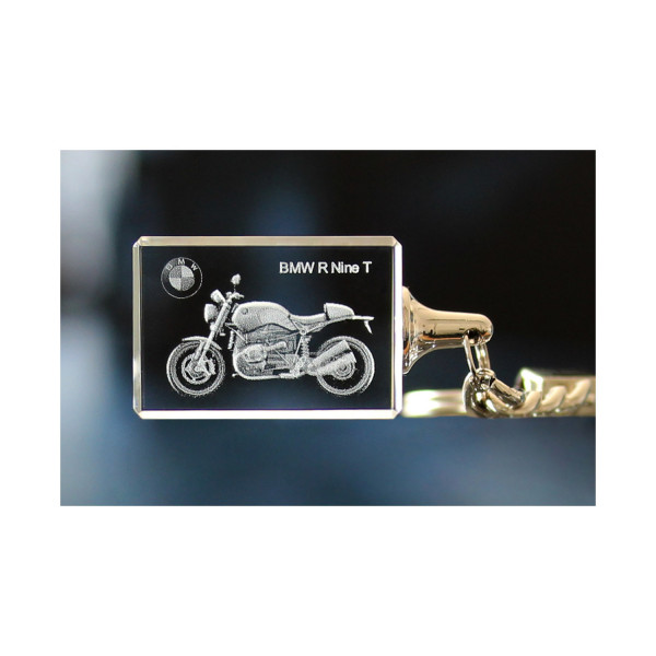 Standard 3D Keyring BMW Motorrad R Nine T