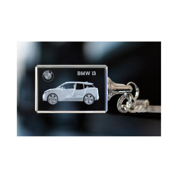 Standard 3D Keyring BMW i3