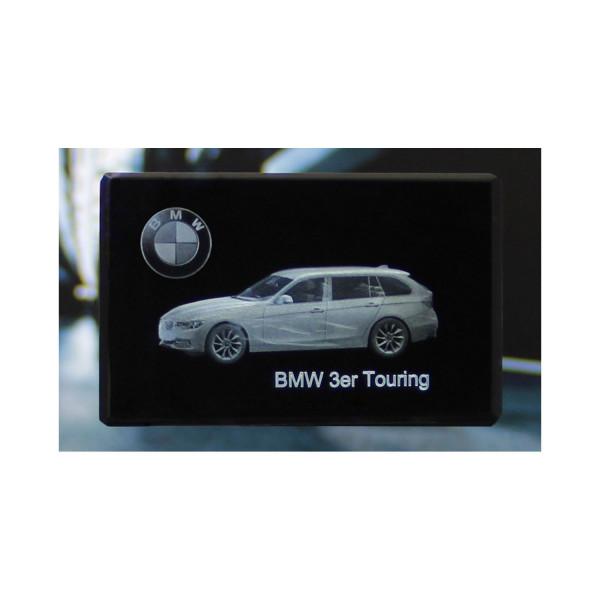 Premium 3D BBCrystal BMW 3er Touring