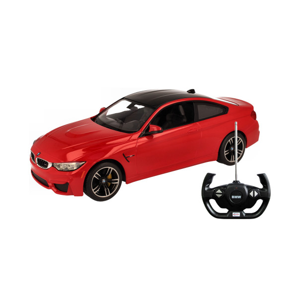 BMW M4 Coupe rot, 1:14 (27 MHz)