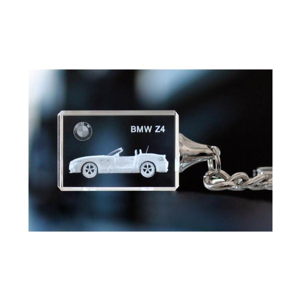 Standard 3D Keyring BMW Z4
